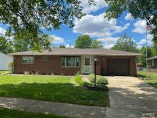 3121 Edgewood Avenue, Granite City, IL 62040 (#21028283) :: Matt Smith Real Estate Group