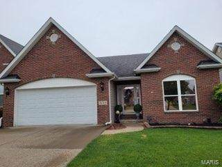 3133 Park Place, Cape Girardeau, MO 63703 (#21028356) :: Kelly Hager Group | TdD Premier Real Estate