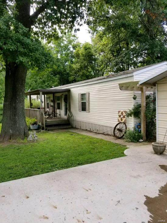 1823 Pleasant Mound Avenue, SMITHBORO, IL 62284 (#21028738) :: Clarity Street Realty