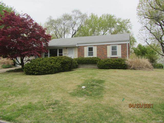 1115 S Lafayette, Florissant, MO 63031 (#21028818) :: Clarity Street Realty