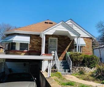 6509 Myron Avenue, St Louis, MO 63121 (#21029051) :: Parson Realty Group