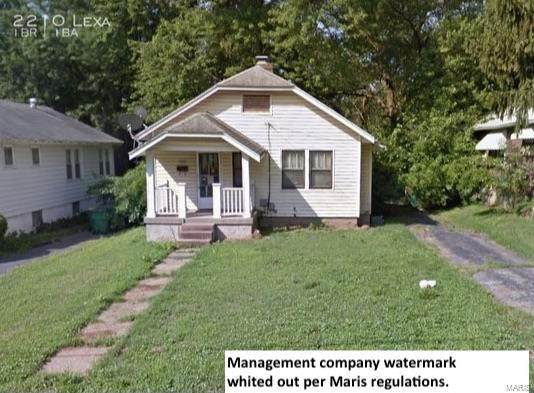2210 Lexa, St Louis, MO 63136 (#21029103) :: Parson Realty Group