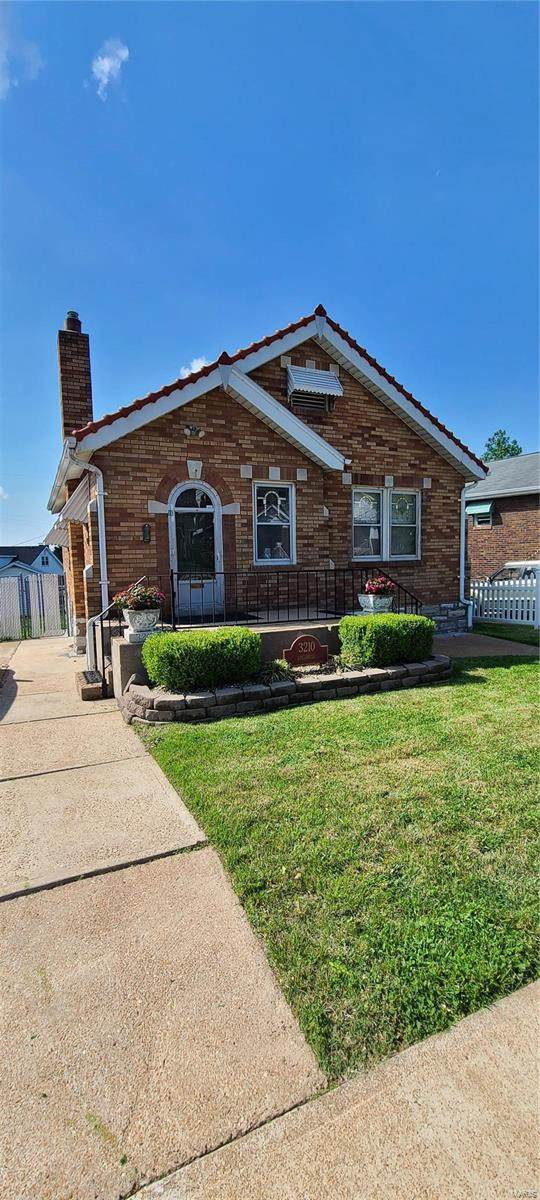 3210 Childress Avenue, St Louis, MO 63139 (#21029673) :: Terry Gannon | Re/Max Results