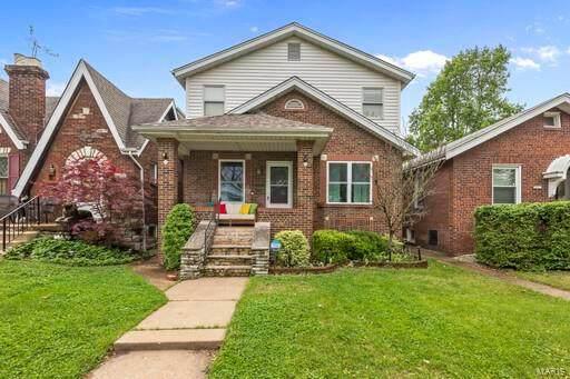 5512 Murdoch Avenue, St Louis, MO 63109 (#21029991) :: Parson Realty Group