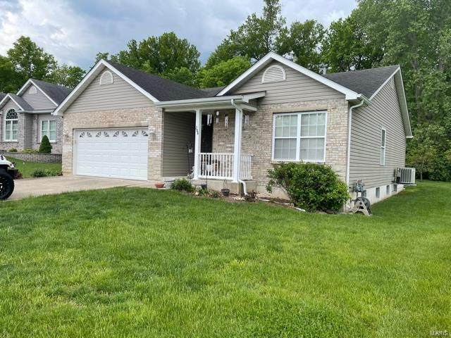 206 Victoria Drive, Troy, MO 63379 (#21030066) :: Parson Realty Group