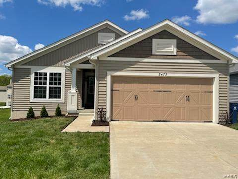 5473 Misty Crossing Ct, Unincorporated, MO 63034 (#21030486) :: Clarity Street Realty