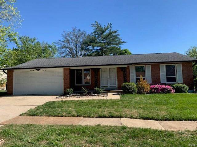 2648 Victron, St Louis, MO 63129 (#21030881) :: Parson Realty Group