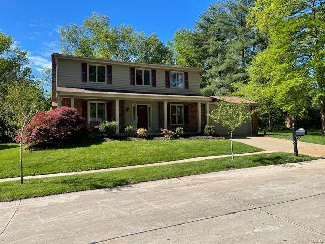 15512 Country Mill Court, Chesterfield, MO 63017 (#21031203) :: Blasingame Group | Keller Williams Marquee