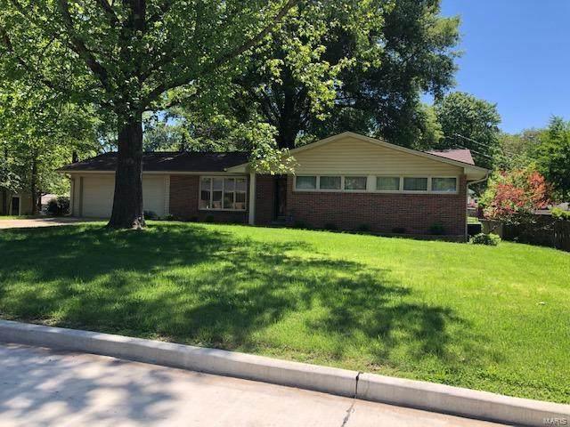 1717 Lyndhurst Drive, Cape Girardeau, MO 63701 (#21031599) :: Matt Smith Real Estate Group