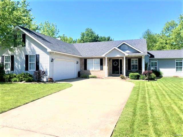 2600 Hunters Crossing Drive, Edwardsville, IL 62025 (#21031768) :: Tarrant & Harman Real Estate and Auction Co.