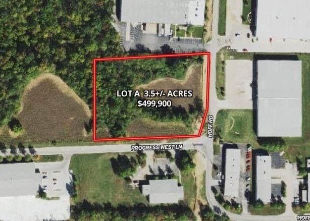 0 3.5 +/- Acres Hoff Rd Lot A, O'Fallon, MO 63366 (#21032292) :: Parson Realty Group
