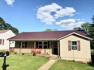 806 Crown Street, Marble Hill, MO 63764 (#21032321) :: Parson Realty Group