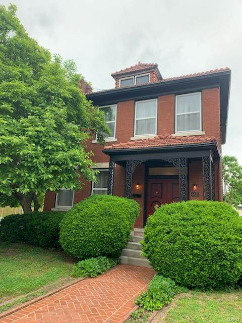 6451 Vermont Avenue, St Louis, MO 63111 (#21032783) :: Parson Realty Group