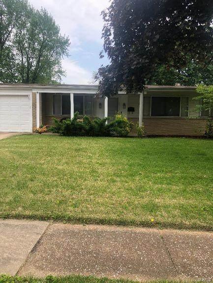 1570 Canter Dr, Florissant, MO 63033 (#21032946) :: PalmerHouse Properties LLC