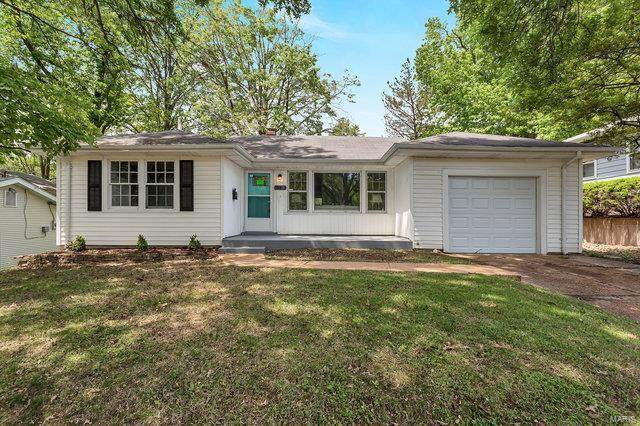 833 Gerald, St Louis, MO 63135 (#21033954) :: The Becky O'Neill Power Home Selling Team