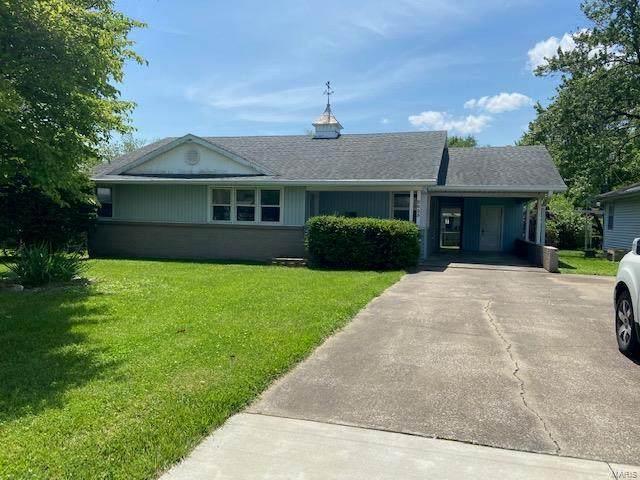 2625 Hopper Road, Cape Girardeau, MO 63701 (#21034133) :: Jenna Davis Homes LLC