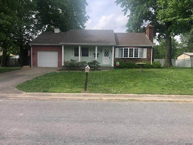 205 Marlynn Court, SPARTA, IL 62286 (#21034217) :: Parson Realty Group