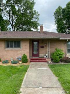 3853 Claremont Road, Alton, IL 62002 (#21034481) :: Fusion Realty, LLC