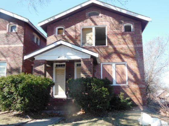 4115 N Taylor, St Louis, MO 63115 (#21035068) :: Friend Real Estate