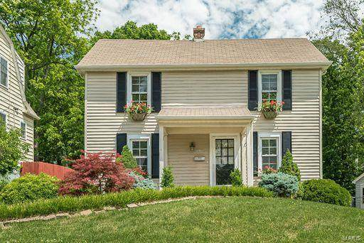 849 Clark Avenue, Webster Groves, MO 63119 (#21035505) :: The Becky O'Neill Power Home Selling Team