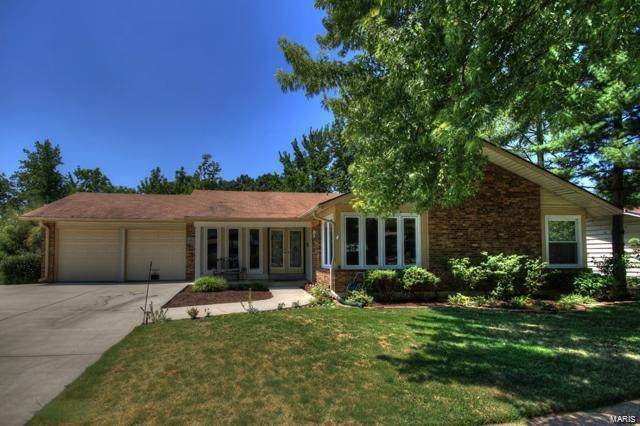 663 Henry Avenue, Manchester, MO 63011 (#21036710) :: Parson Realty Group
