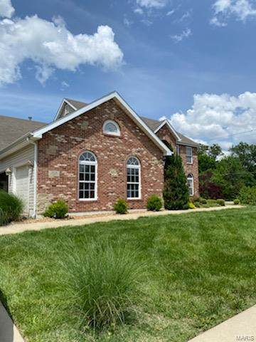 2721 Westinghouse Drive, Shiloh, IL 62221 (#21037065) :: Blasingame Group   Keller Williams Marquee