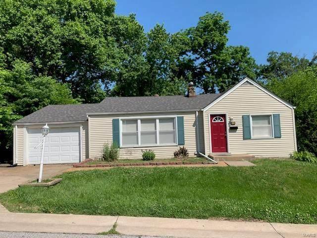 107 Elbring Drive, Ferguson, MO 63135 (#21037181) :: The Becky O'Neill Power Home Selling Team