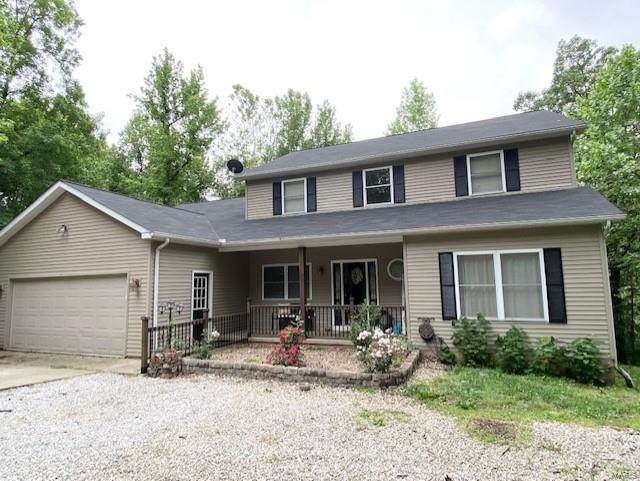 45 Wolf Hill Road, MURPHYSBORO, IL 62966 (#21037995) :: Parson Realty Group