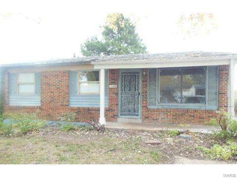 10336 Castle Drive, St Louis, MO 63136 (#21038170) :: Clarity Street Realty