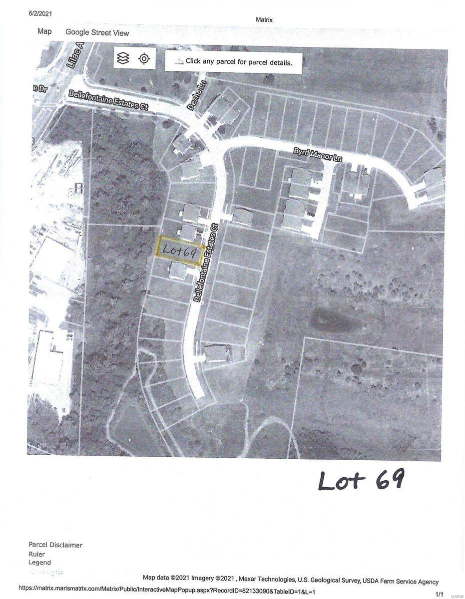 10936 Bellefontaine Estates Court - Photo 1