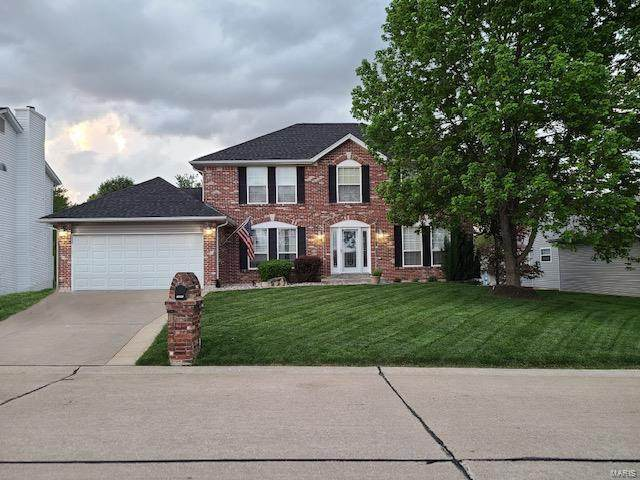 4864 Greenburg Drive, Saint Peters, MO 63304 (#21039458) :: Kelly Hager Group | TdD Premier Real Estate