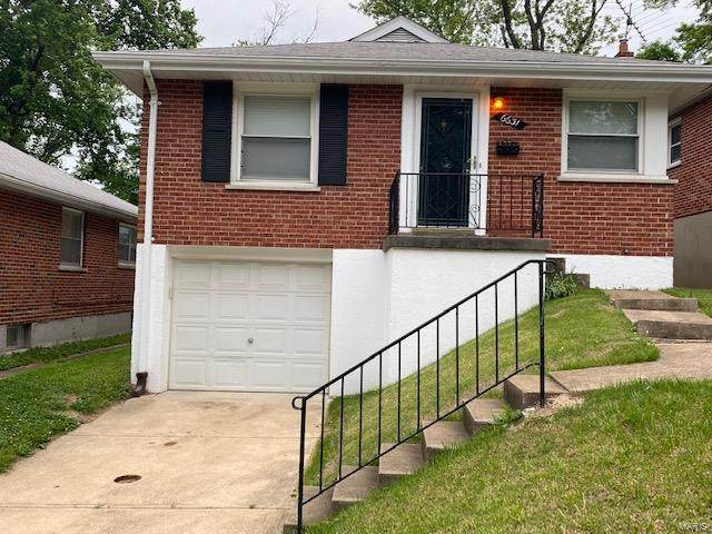 6631 Donald Street, St Louis, MO 63121 (#21040358) :: RE/MAX Professional Realty
