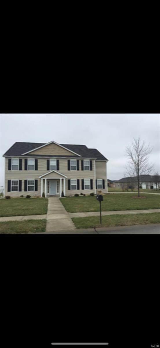1108 Matthew Drive, New Baden, IL 62265 (#21040480) :: Fusion Realty, LLC