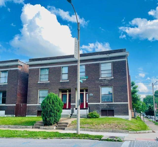 4066 Shaw Boulevard, St Louis, MO 63110 (#21040513) :: Parson Realty Group