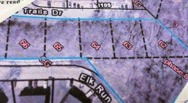 0 Lot 67 Westward Trls Drive, Imperial, MO 63052 (#21040749) :: Elevate Realty LLC