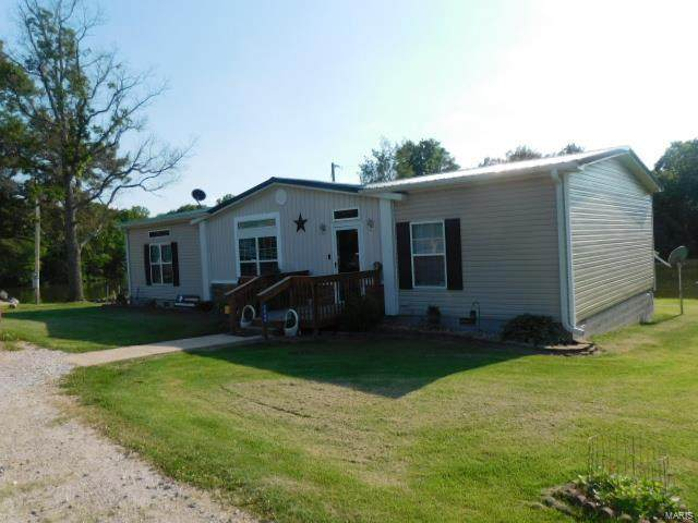 3460 Conservation Road, Alma, IL 62807 (#21041098) :: St. Louis Finest Homes Realty Group