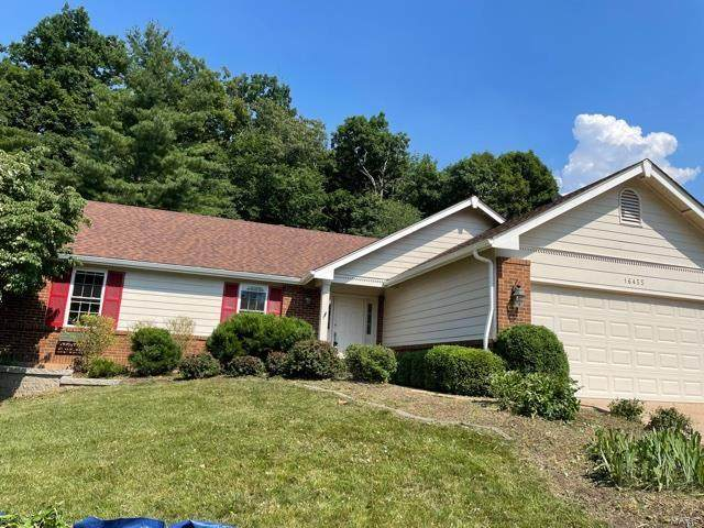 16455 Hollister Crossing Drive, St Louis, MO 63011 (#21041106) :: RE/MAX Vision