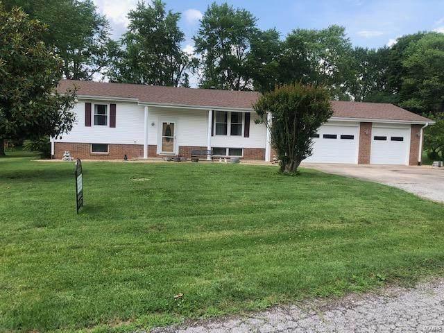 3110 Meadowlark Lane, Cape Girardeau, MO 63703 (#21041180) :: Parson Realty Group