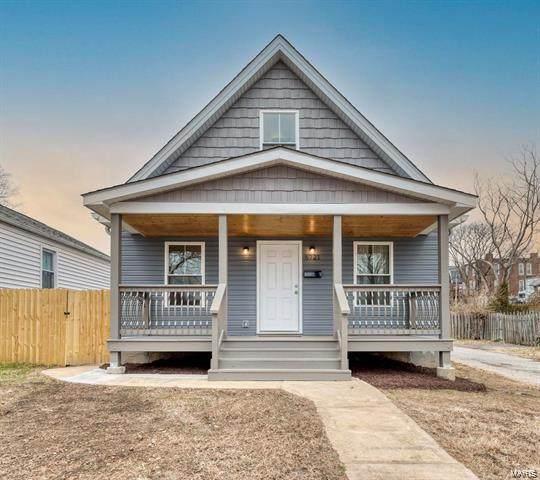 6721 West Park Avenue, St Louis, MO 63139 (#21041394) :: Matt Smith Real Estate Group