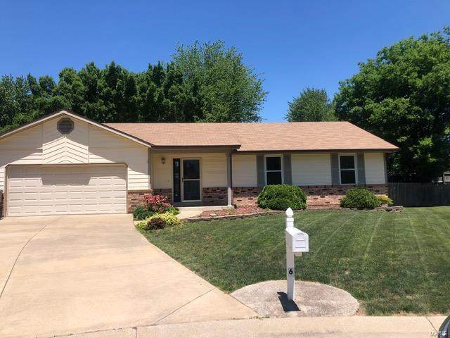 6 Country Acres Court, Saint Peters, MO 63376 (#21041795) :: Kelly Hager Group   TdD Premier Real Estate