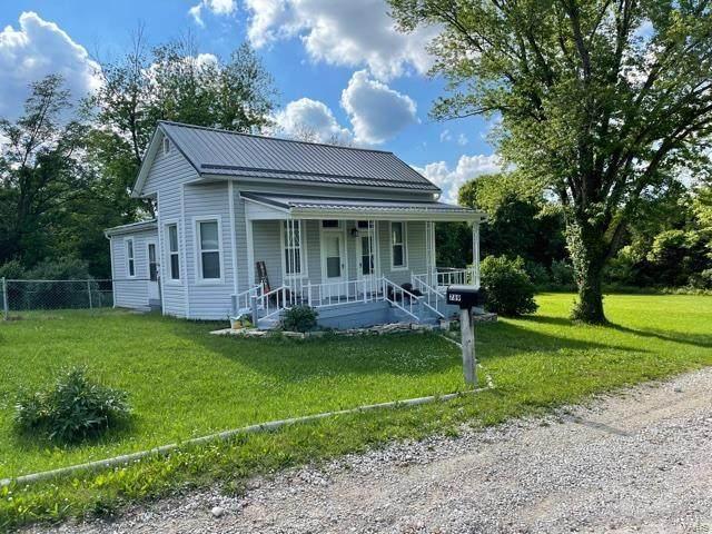 789 N Leslie Avenue, Leslie, MO 63056 (#21041998) :: Jeremy Schneider Real Estate