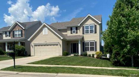 322 Eastgate Drive, Lake St Louis, MO 63367 (#21042096) :: Parson Realty Group