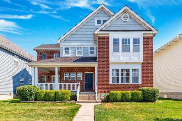 4059 Blaine Avenue, St Louis, MO 63110 (#21042531) :: Reconnect Real Estate