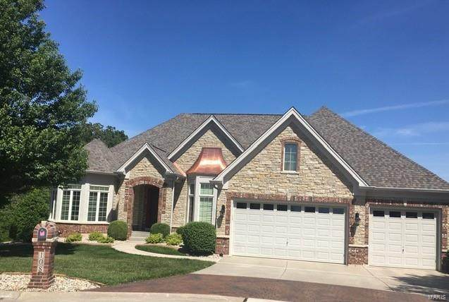 108 Forest Club, Lake St Louis, MO 63367 (#21042649) :: Jeremy Schneider Real Estate