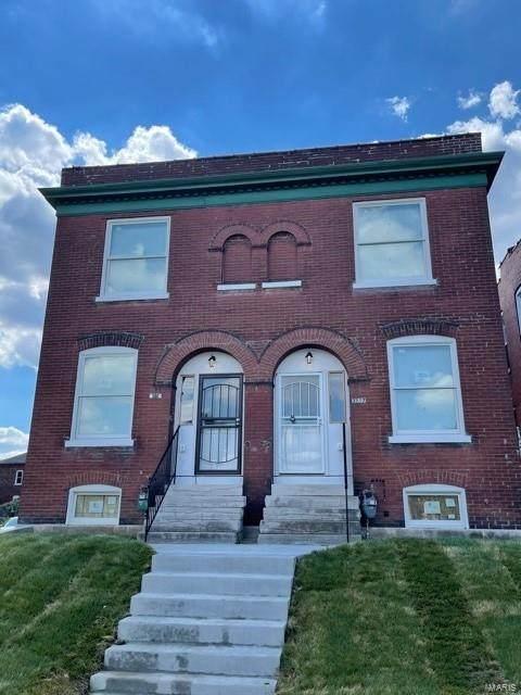 3857 Virginia Avenue, St Louis, MO 63118 (#21042979) :: Mid Rivers Homes