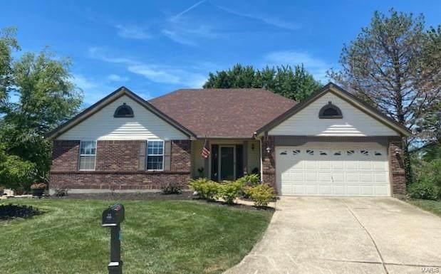 4 Rock Church Drive, O'Fallon, MO 63368 (#21043325) :: Kelly Hager Group   TdD Premier Real Estate