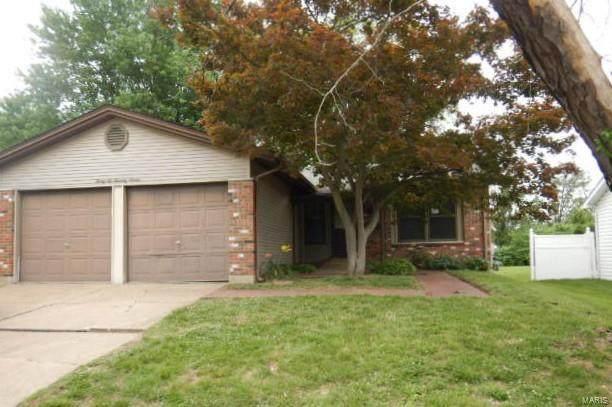 3677 Briargrove Drive, Florissant, MO 63031 (#21043556) :: Jenna Davis Homes LLC