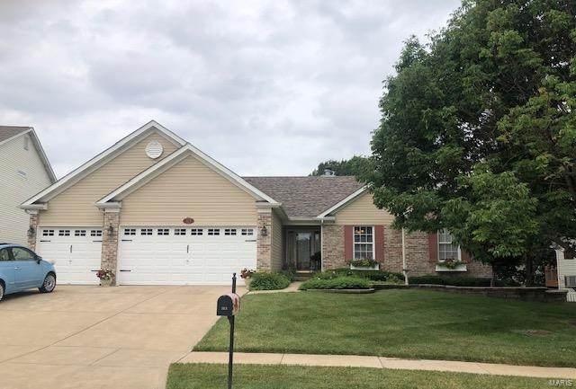 313 Van Buren Drive, Wentzville, MO 63385 (#21044115) :: St. Louis Finest Homes Realty Group