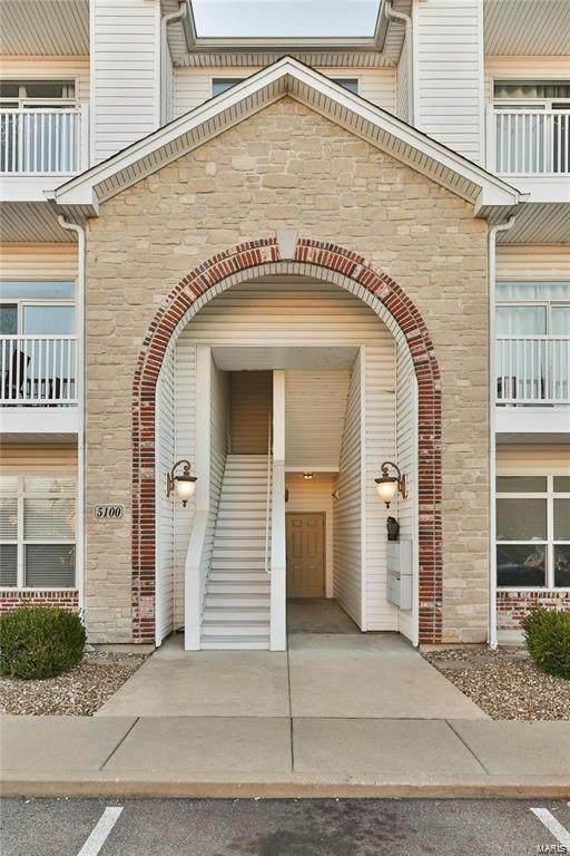5100 Tesson Gardens Court 3B, St Louis, MO 63128 (#21044239) :: Krista Hartmann Home Team