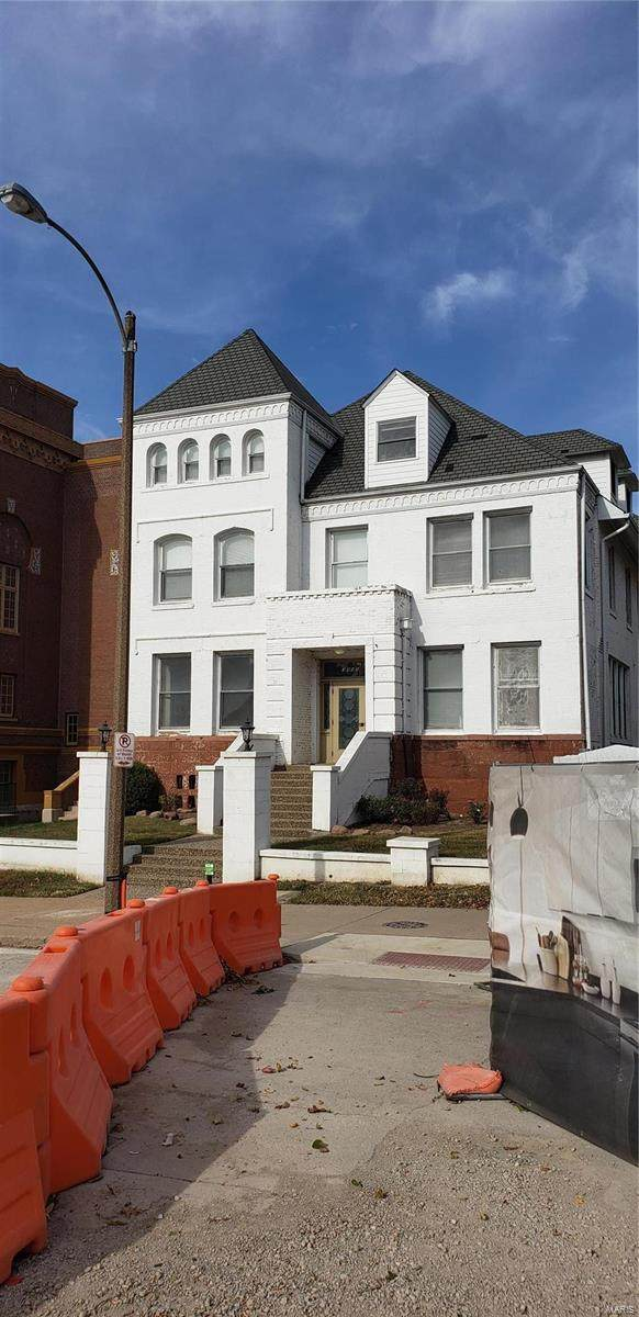 3805 Lindell, St Louis, MO 63108 (#21045135) :: Clarity Street Realty